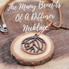 The Many Benefits of a Diffuser Necklace