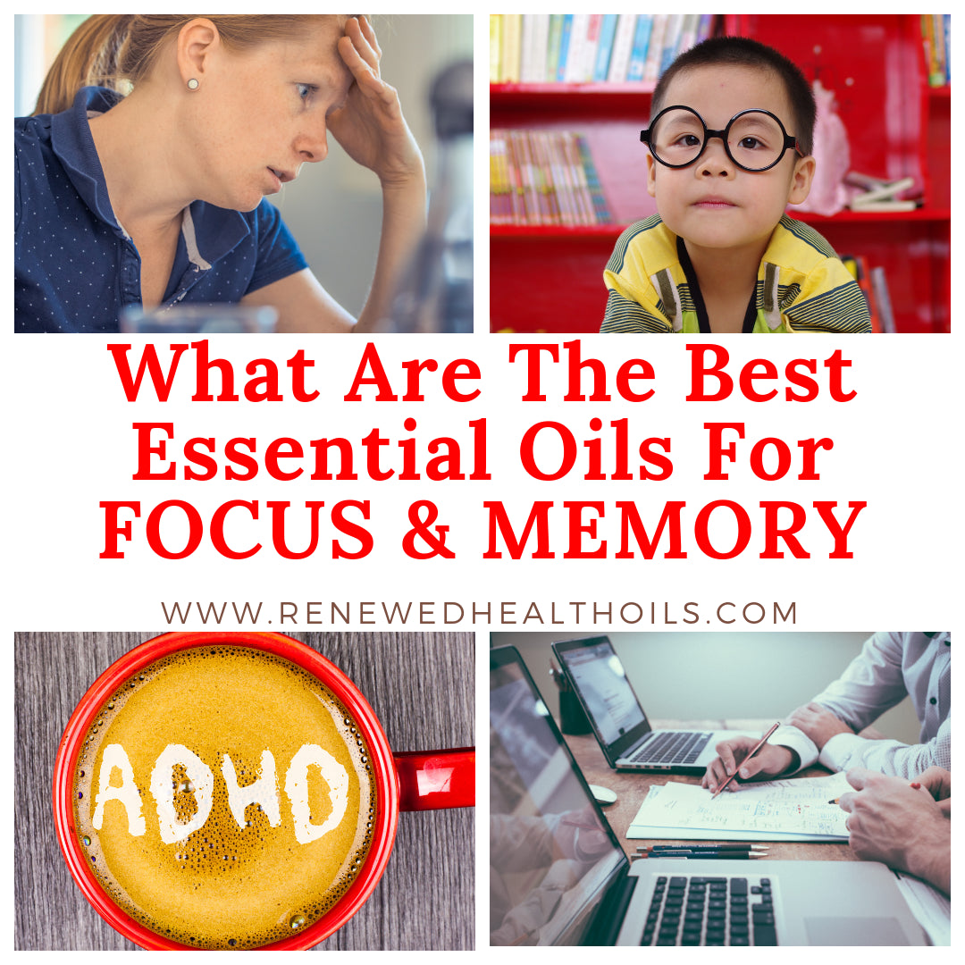 What Are The Best Essential Oils For Focus And Memory