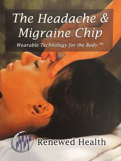 Headache & Migraine Chip - Renewed Health Oils