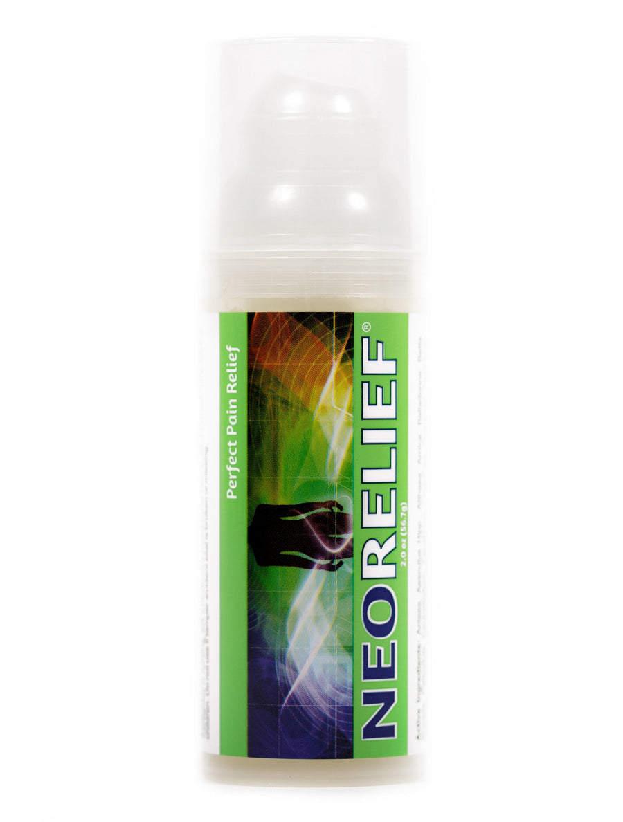 NeoRelief Pain Relief Gel - Doctor Recommended! - Renewed Health Oils