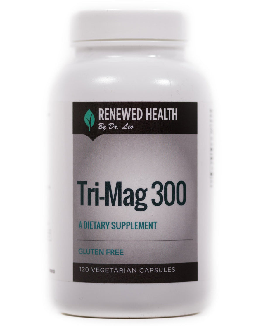 Tri-Mag 300 120 Vege Caps - Renewed Health Oils