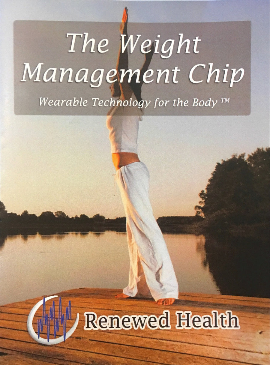 Weight Management Frequency Chip - Renewed Health Oils