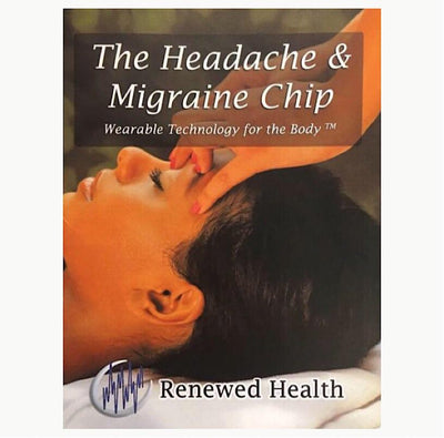 Headache & Migraine Frequency Chip - Renewed Health Oils