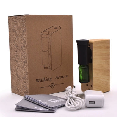 Wooden Waterless Diffuser