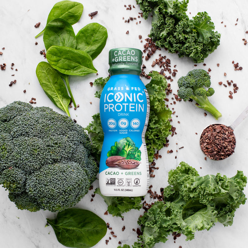 Welcome Our Newest Drink: Cacao + Greens
