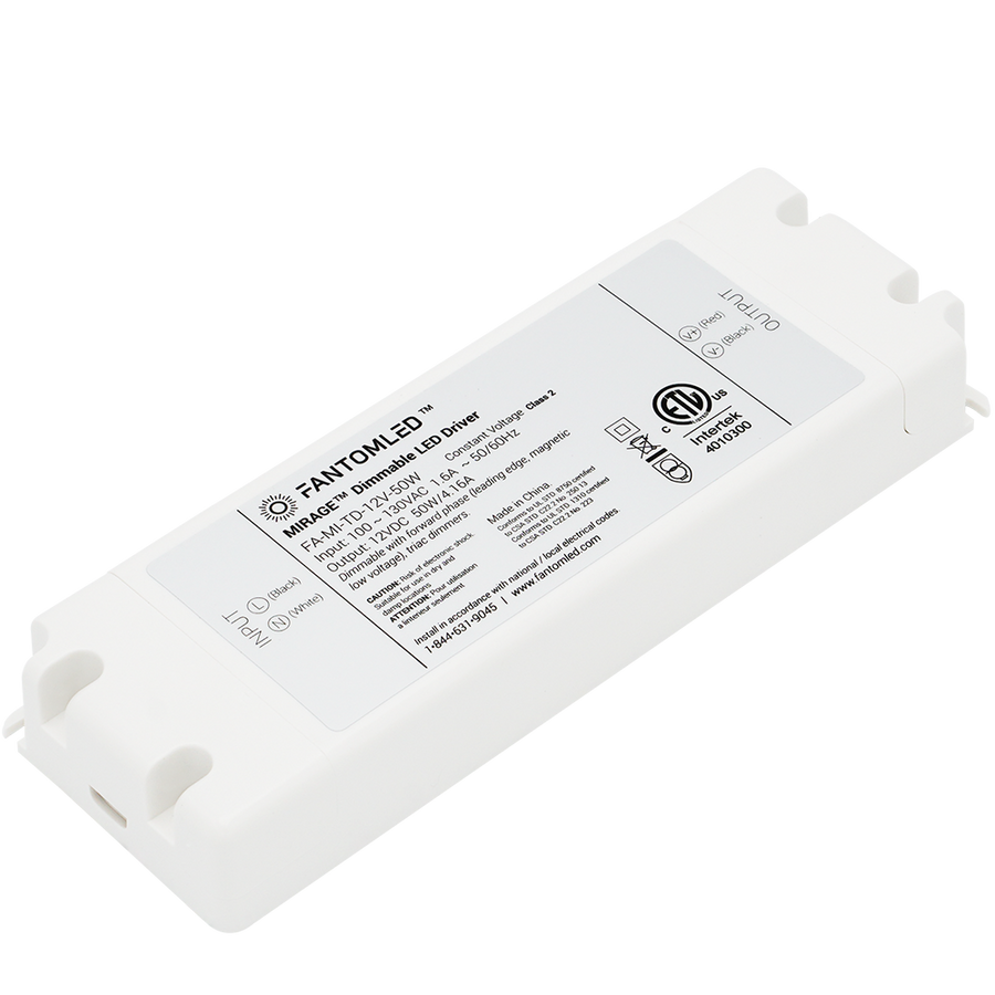 MIRAGE™ Dimmable Drivers