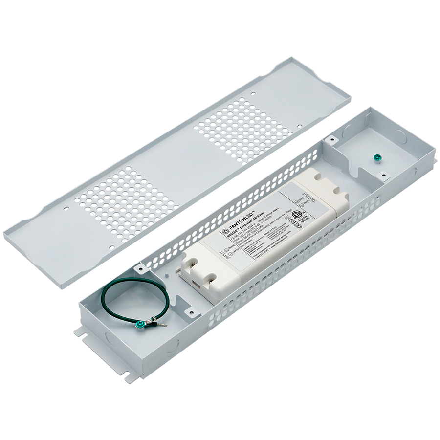 MIRAGE™ Dimmable Drivers with Junction Box