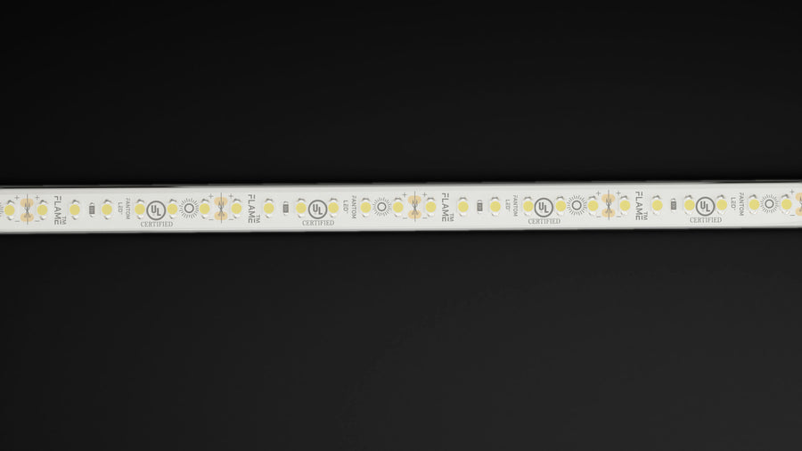 CPO Custom Length 24V FLAME™ Splash Proof (IP 65) LED Tape Light