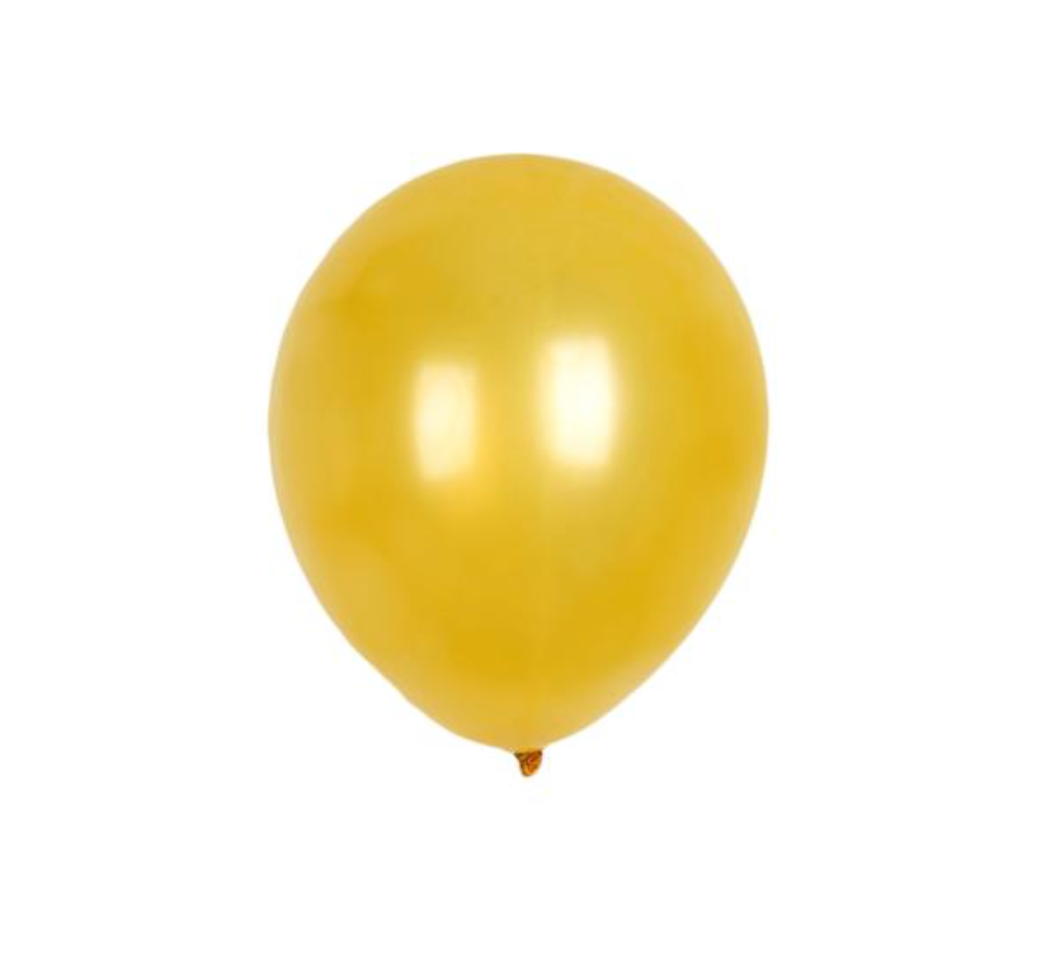 Gold 12'' Balloon