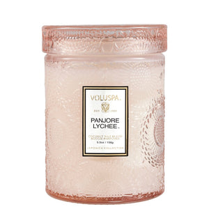 Panjore Lychee Small Jar Candle