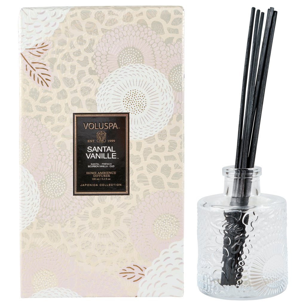Santal Vanille Reed Diffuser