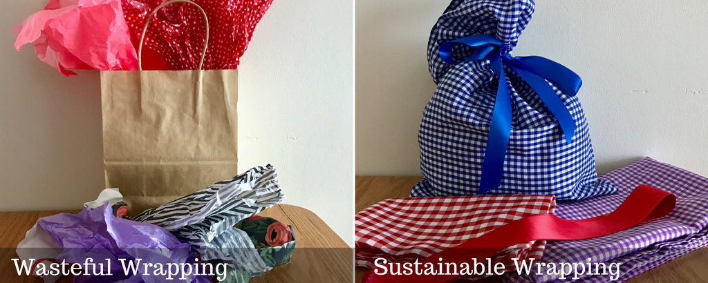 Say Goodbye to Wrapping Paper Waste