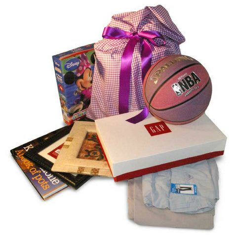 Festive Extra Large Gift Bag