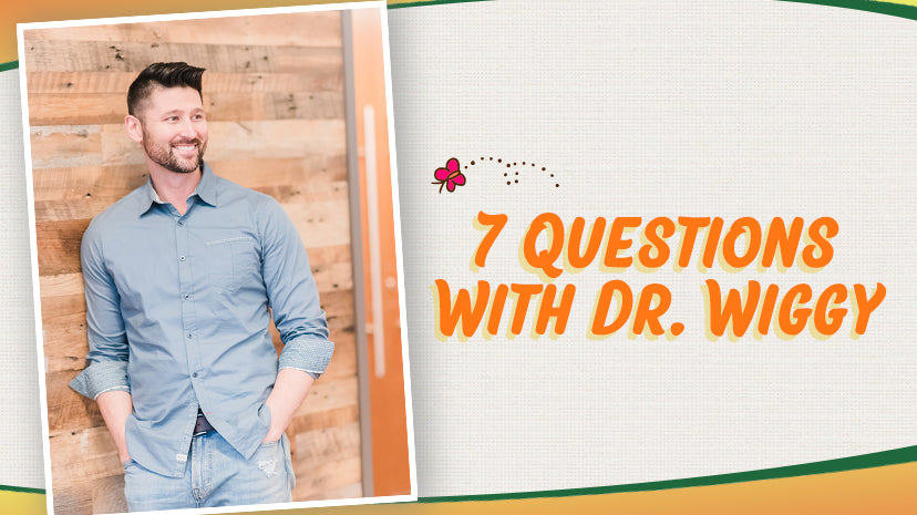 7 Questions With Dr. Wiggy