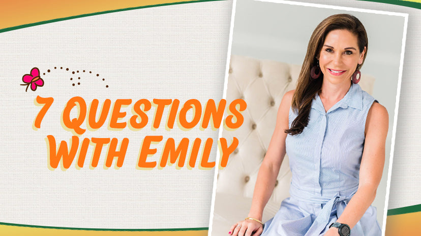 7 Questions With Emily