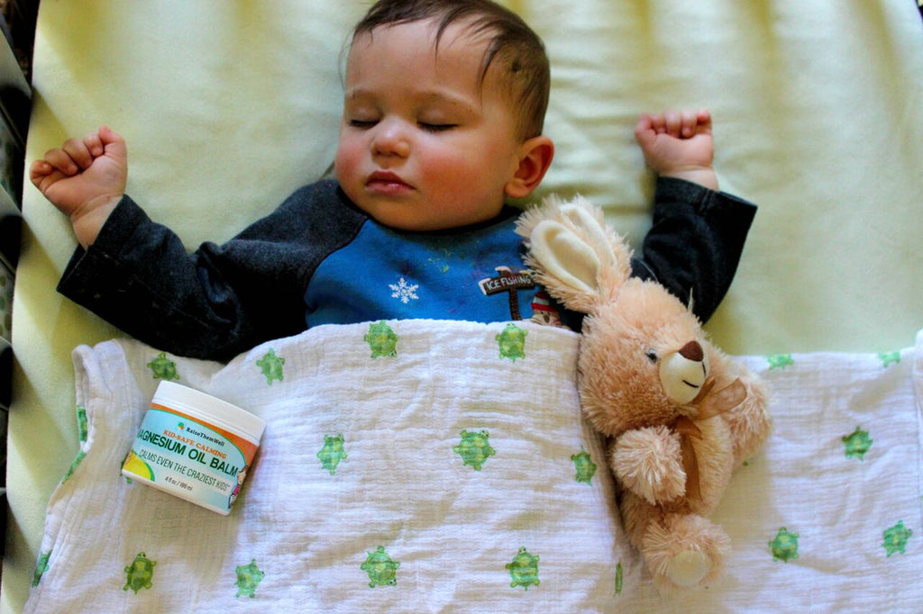 Magnesium Balm For Your Littles