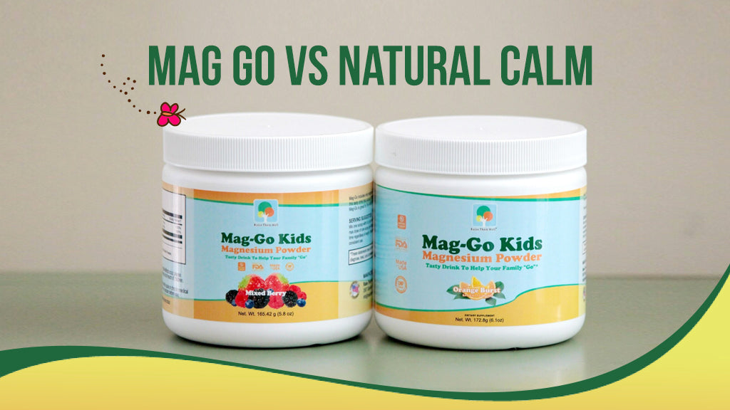 Mag Go VS Natural Calm