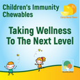 Children's Immunity Chewable with All-Natural Colors, Flavors, and Sweeteners