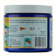 Kid-Safe Zinc Oxide Powder. Lead Free. 100% pure, non-nano, non-nicronized, uncoated, cosmetic grade powder.