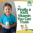 Children's Chewable Multivitamin with All-Natural Colors, Flavors, and Sweeteners