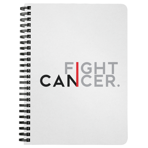 I Can Fight Cancer | Spiralbound Notebook