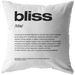 Nitty Gritty Bliss | Pillow