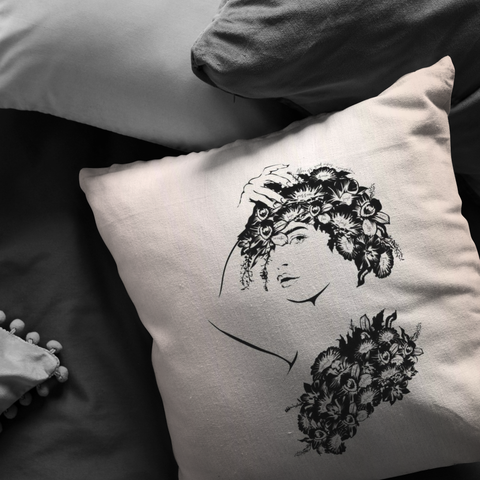 Girl Power | Pillow [Glam Edition]