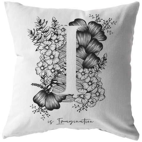 I... Is Imagination | Pillow