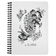 G... Is Gratitude | Spiralbound Notebook