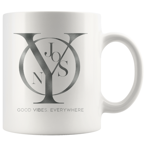 Njooys Good Vibes Everywhere | Mug 11oz