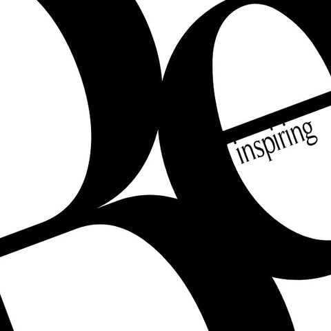 Be Inspiring | Framed Fine Art Print