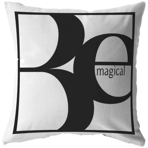 Be Magical | Throw Pillow