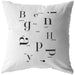 Being Happy Is A Very... | Throw Pillow