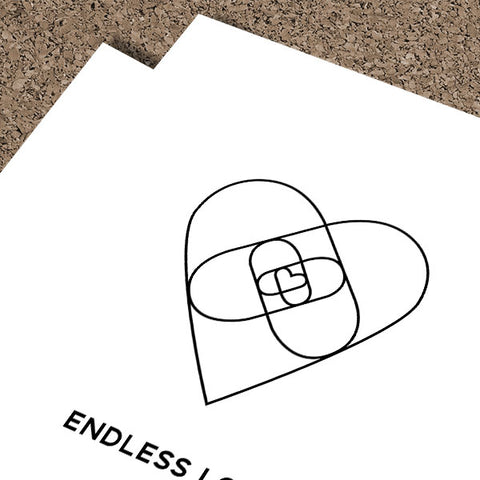 Endless Love | Fine Art Print