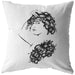 Girl Power | Throw Pillow