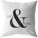 I Can & I Will | Throw Pillow