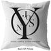 Nitty Gritty Njooys | Throw Pillow