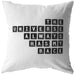 The Universe Always Has My Back | Throw Pillow
