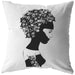Unlimited Girl Power | Throw Pillow