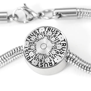 Trust | Mantragon Luxury Bracelet