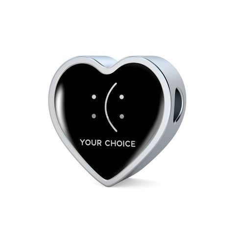 Your Choice | Luxury Heart Charm [Only]