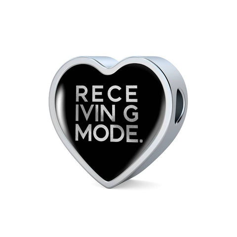 Receiving Mode | Luxury Heart Charm [Only]