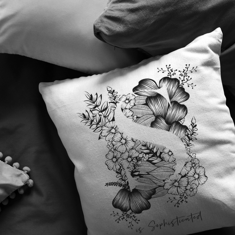 S... Is Sophisticated | Pillow