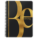 Be Strong | Spiralbound Notebook [Glam Edition]