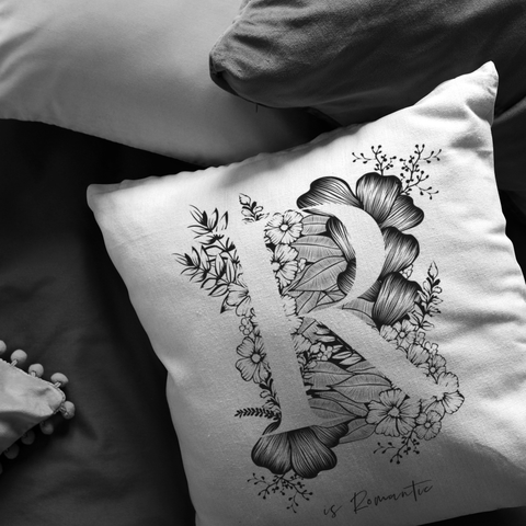 R... Is Romantic | Pillow