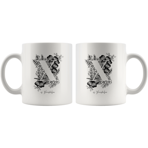 X... Is Xenophilia | Mug 11oz