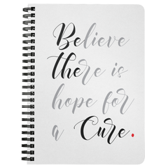 Be The Cure | Spiralbound Notebook
