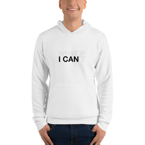 What If I Can | Men's Hoodie [3 Colors]