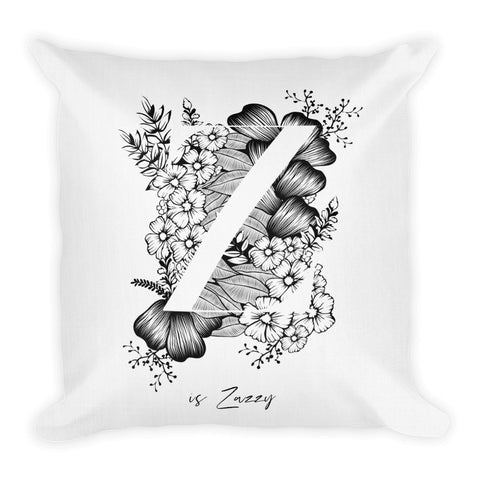 Z... Is Zassy | Throw Pillow