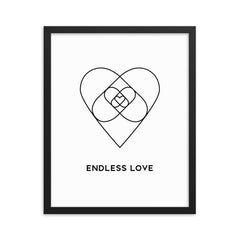 Endless Love | Framed Fine Art Print
